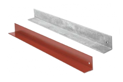 Angle Lintels | Rolled Steel – Painted and Hot Dipped Galvanized