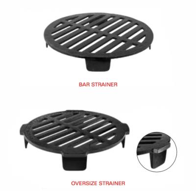 Bar Strainers | Cast Iron