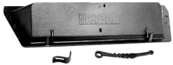 Fireplace Dampers | Cast Iron